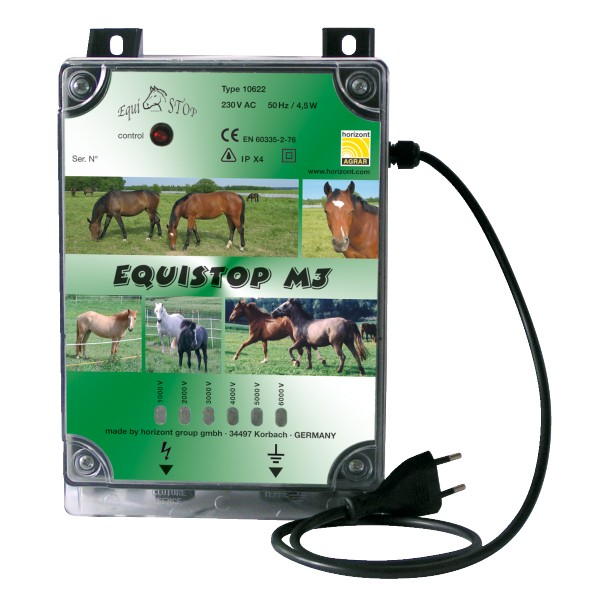 Zdroj 230V equiSTOP M3 VCS Power Supply