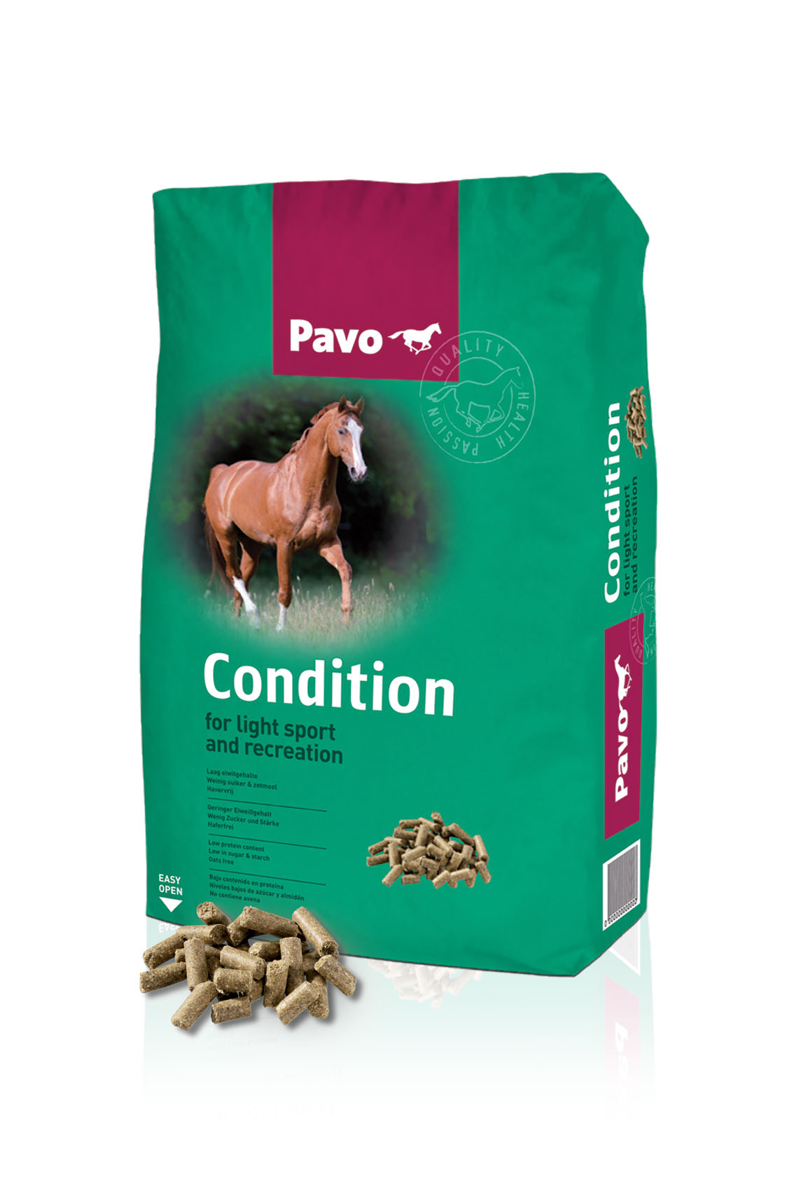 Pavo Condition granule 20kg