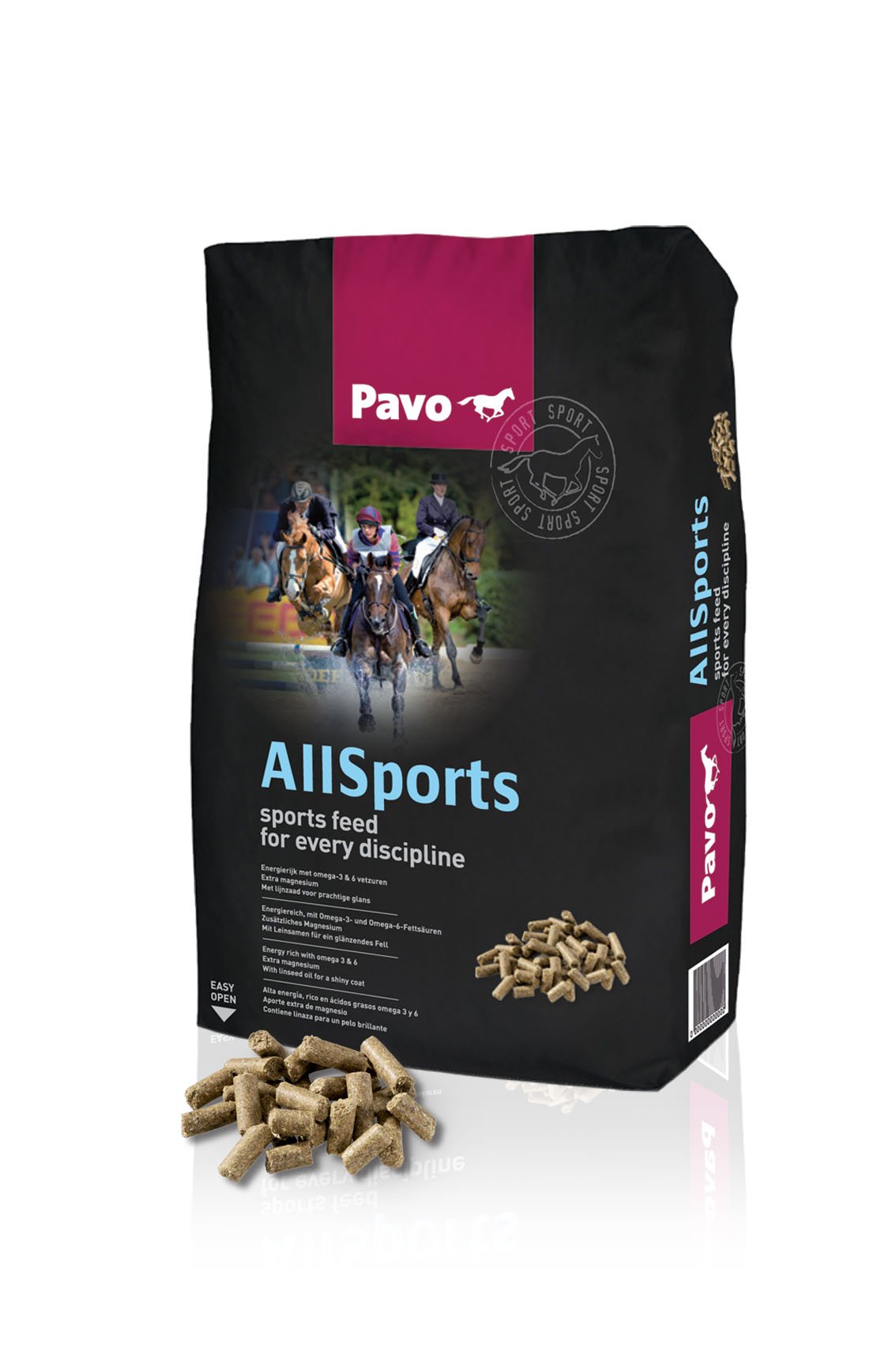 Pavo All Sports granule 20kg