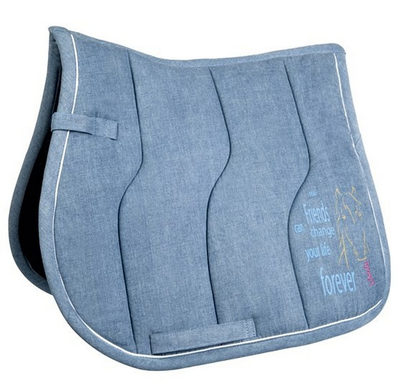 Dečka Wendy denim pre pony a shetty